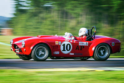 Photograph - Cobra 10 by Alan Raasch