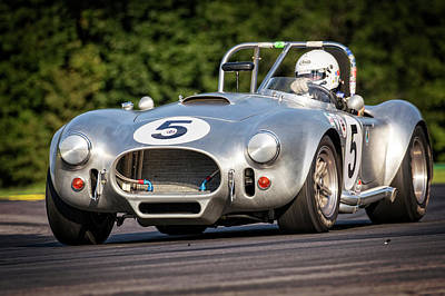 Photograph - Cobra 5   by Alan Raasch