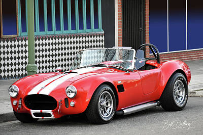 Photograph - Cobra On Grand by Bill Dutting