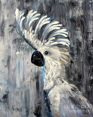 Cockatoo Parrot In Deans Paradise Original