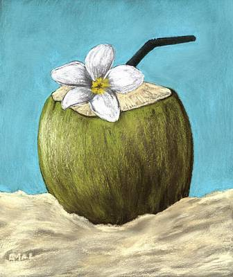 Painting - Coco Loco by Anastasiya Malakhova