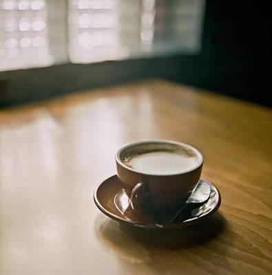 Photograph - Coffee Cup by Daniel J. Grenier