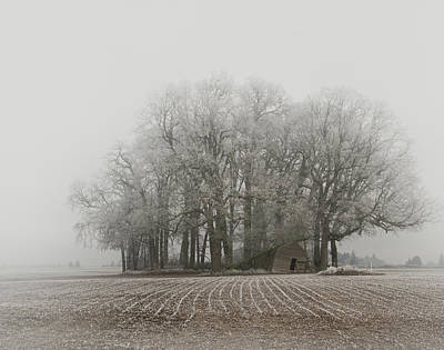 Photograph - Cold And Abandoned by Jean Noren