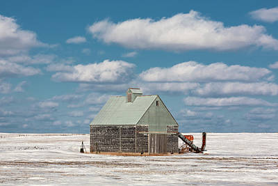 Photograph - Cold Shed by Todd Klassy