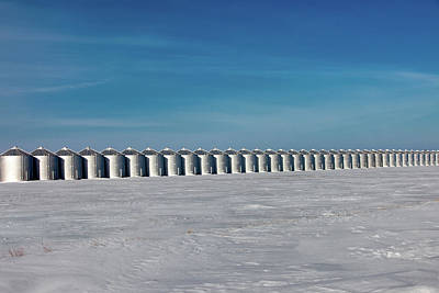 Photograph - Cold Storage by Todd Klassy