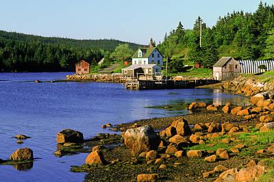Photograph - Cole Harbour, Nova Scotia, Canada by Barrett & Mackay
