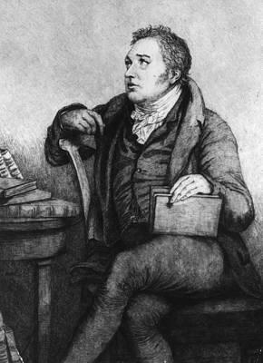 Coleridge Art Print by Hulton Archive