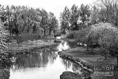 Photograph - Colgate University Campus Landscape by University Icons
