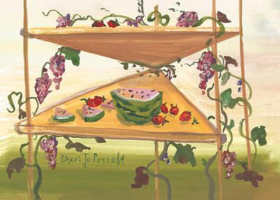Painting - Collective Abundance by Sheri Jo Posselt