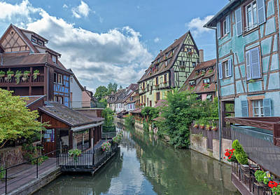 Photograph - Colmar In France by Vicen Photography