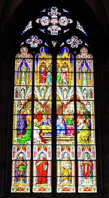 Photograph - Cologne Cathedral - 2 by Paul Croll