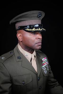 Photograph - Colonel Trimble 1 by Al Harden