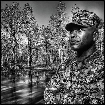 Photograph - colonel Trimble 2 by Al Harden