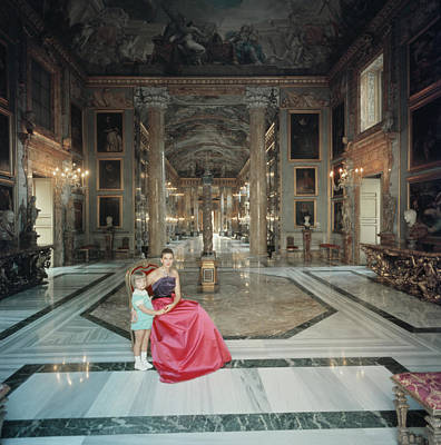 Colonna And Prospero Art Print