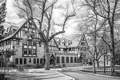 Photograph - Colorado College Bemis Hall by University Icons