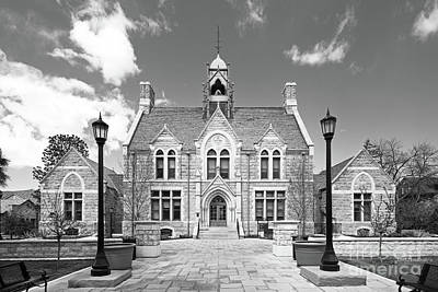 Photograph - Colorado College Cutler Hall by University Icons