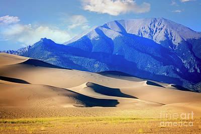 Photograph - Colorado Dunes by Scott Kemper