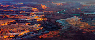 Photograph - Colorado River, Canyonlands National by Mint Images/ Art Wolfe