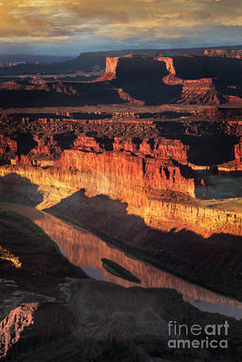 Photograph - Colorado River Flow by Scott Kemper
