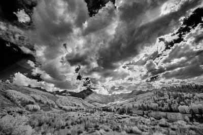 Marvelous Marble Rights Managed Images - Colorado Sun Rays II Royalty-Free Image by Jon Glaser