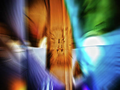 Photograph - Colore by Jorg Becker