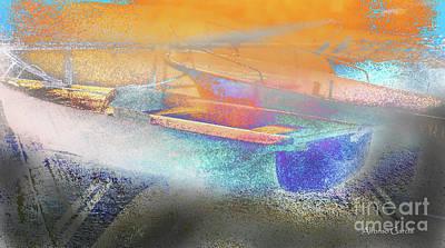 Photograph - Colores En El Puerto by Alfonso Garcia