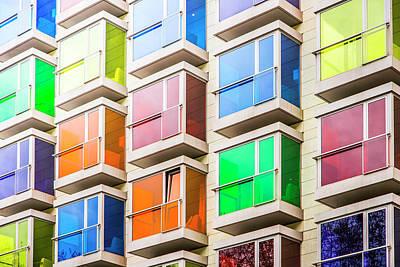 Photograph - Colorful Facade by Marioguti