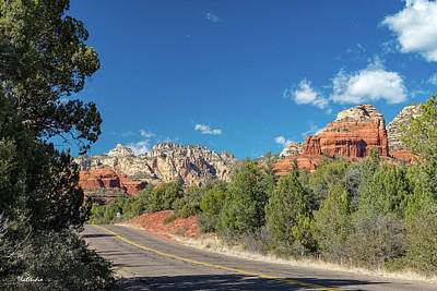 Photograph - Colorful Sedona by Tim Kathka