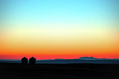Photograph - Colorful Sunrise by Todd Klassy