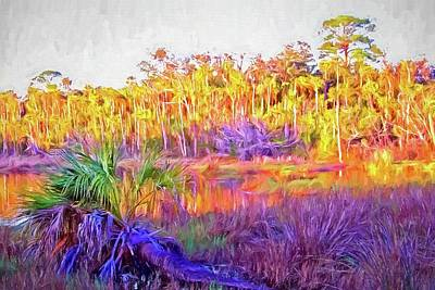Photograph - Colors Along The Loop by Alice Gipson