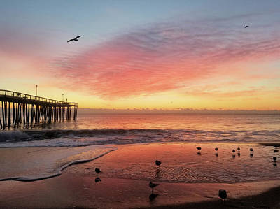 Photograph - Colors Of Dawn by Robert Banach