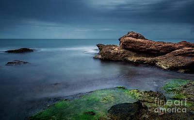 Photograph - Colors Of The Mediterranean Sea by Hernan Bua