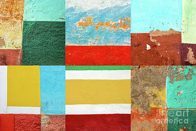 Check Wall Art - Photograph - Colors Of Trinidad by Delphimages Photo Creations