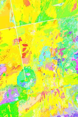 Digital Art - Colors by Payet Emmanuel