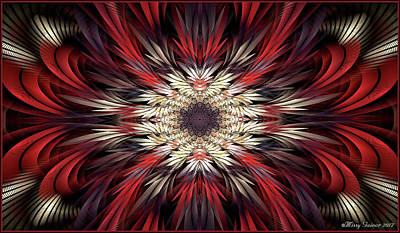 Digital Art - Colossians by Missy Gainer