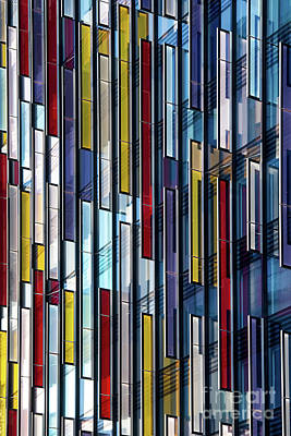 Photograph - Colourtangle by Tim Gainey