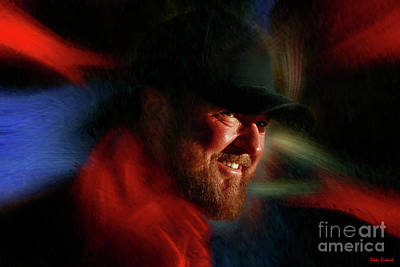 Photograph - Colt Ford by Blake Richards