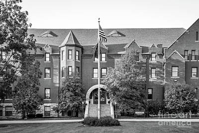 Photograph - Columbia College St. Clair Hall by University Icons
