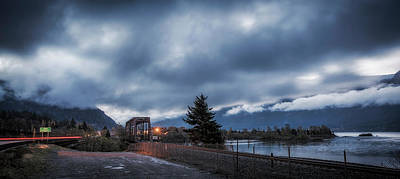 Photograph - Columbia River Morning by Cat Connor