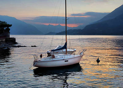 Photograph - Come Sail Away by Jim Hill