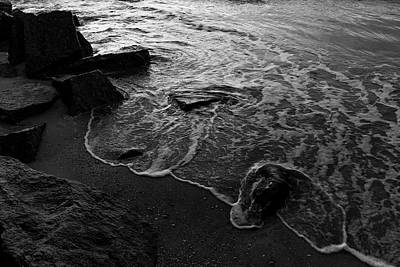 Photograph - Come To Shore by Eric Christopher Jackson
