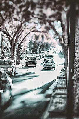 Photograph - Coming At You by Dan Urban