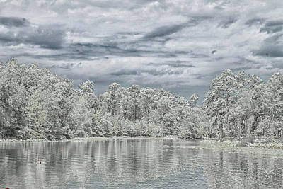 Photograph - Coming Of A Winter Storm by Thomas Vasas