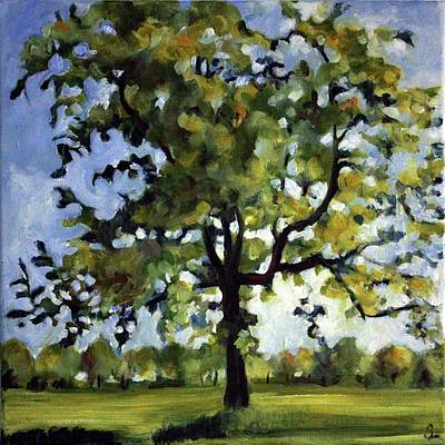 Painting - Common Tree #1 by Sarah Lynch