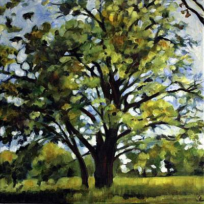 Painting - Common Tree #2 by Sarah Lynch