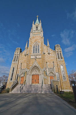 Photograph - Concord Church 2 by Paul Mangold