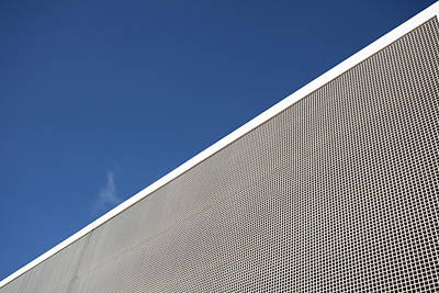 Photograph - Concrete Background Facade by Brasil2