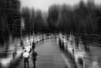 Photograph - Confusion by Alan Campbell