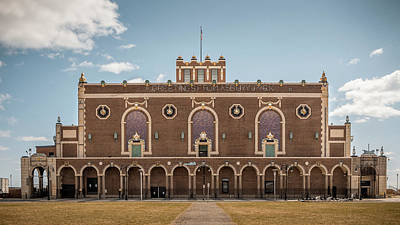Photograph - Convention Hall by Steve Stanger