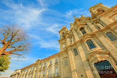 Photograph - Convento Dos Congregados by Benny Marty